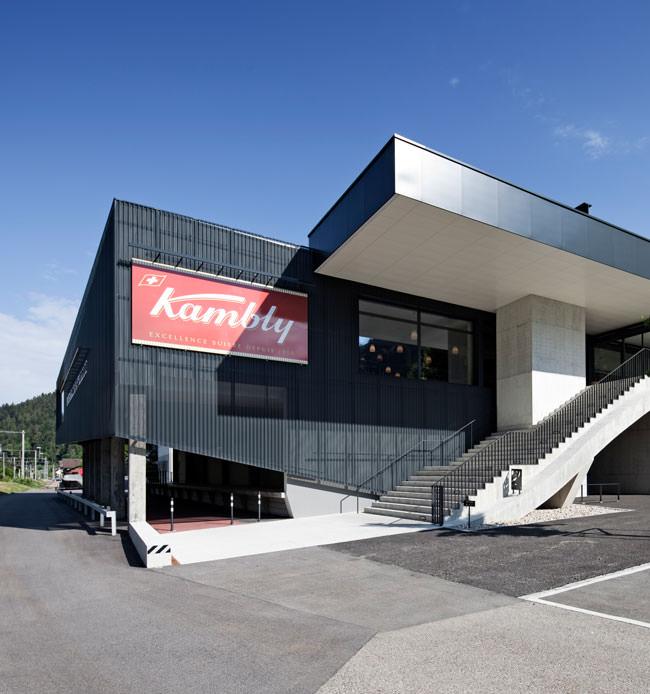 Kambly-Erlebnis-Besucherzentrum