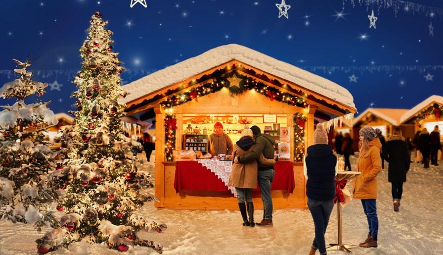 Weihnachtsmarkt Englisch.Kambly Kambly Weihnachtsmarkt